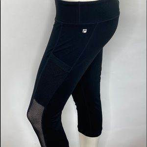 Fabletics Capris with side pockets